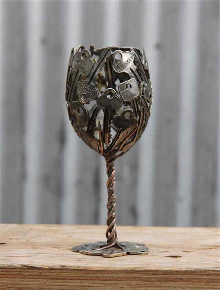 Antique Mirror Glass Diy