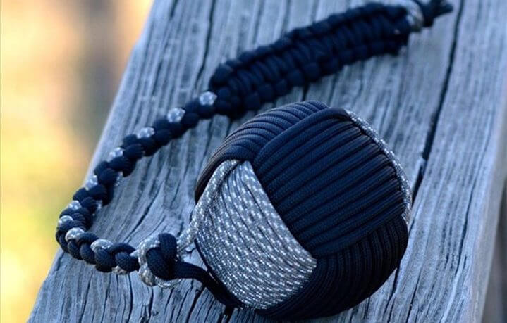 Giant Paracord Monkey Fist