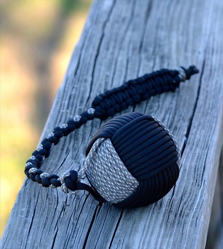 48 easy paracord project tutorials ideas diy to make for What can you make out of paracord