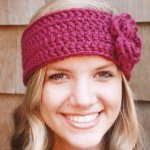 15 Easy Crochet Headband With Flowers
