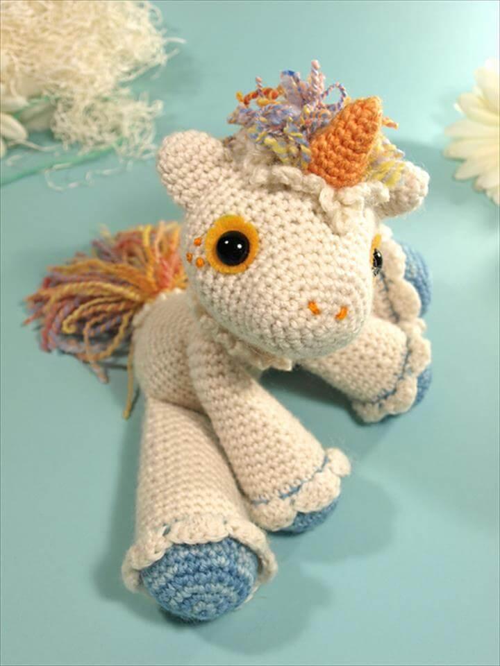 Crochet Gifts For Kids