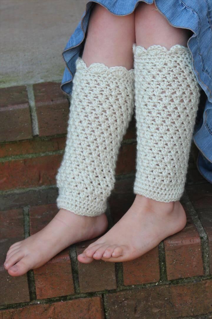 crochet pattern leg warmers scarlett