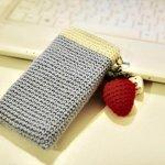 35 Unique & Adorable Crochet Mobile Phone Covers