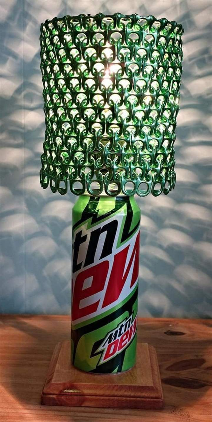 37 Amazing Diy Recycled Soda Pop Tabs Ideas Diy To Make