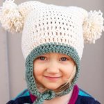 30 Amazing Crochet Pom Pom Hat Ideas