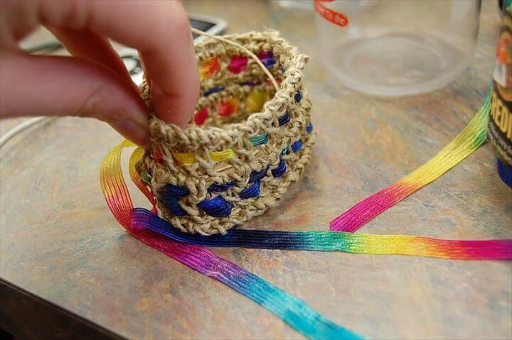 amazing crochet bracelet