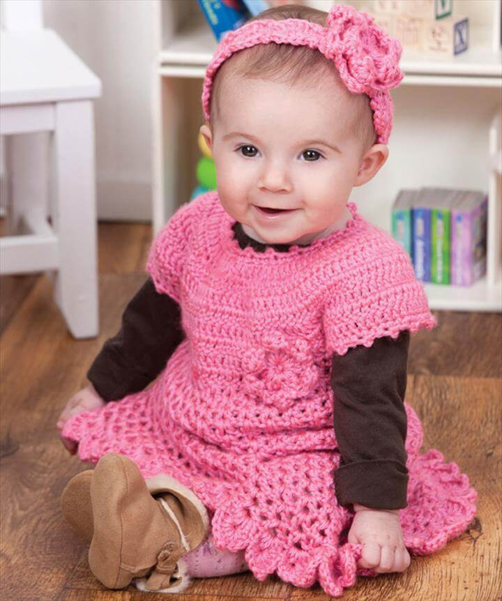 Little Sweetie Dress & Headband