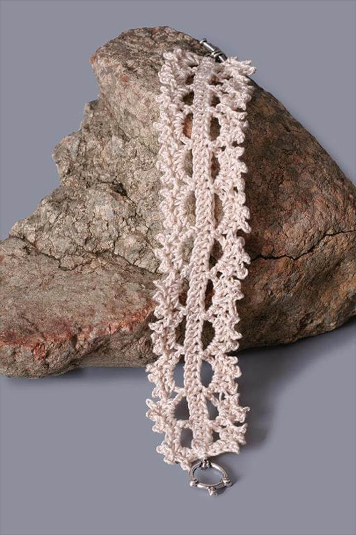 60 Free Vintage Crochet Jewelry Ideas Diy To Make