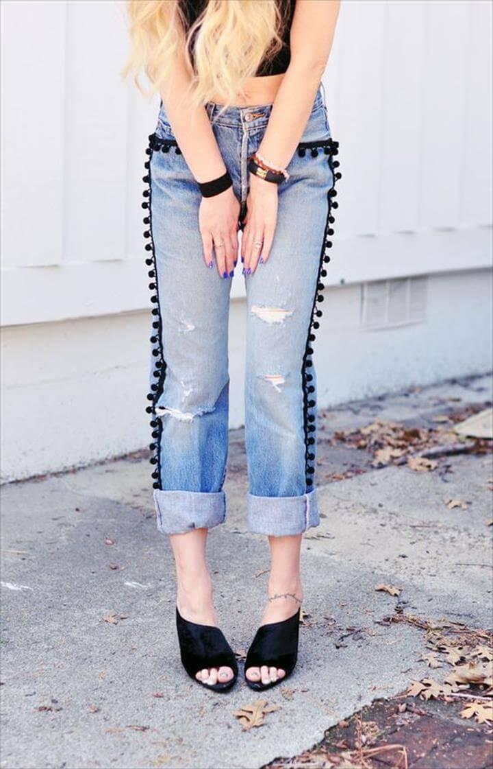 Pom Pom Jeans