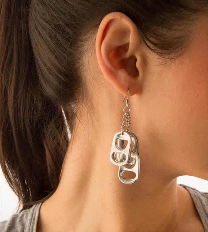 Cascade Pop Top Earrings