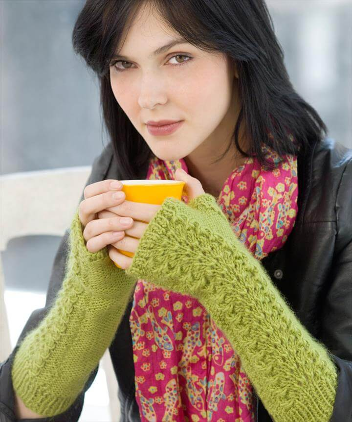 Knit/Crochet Gloves-Mittens