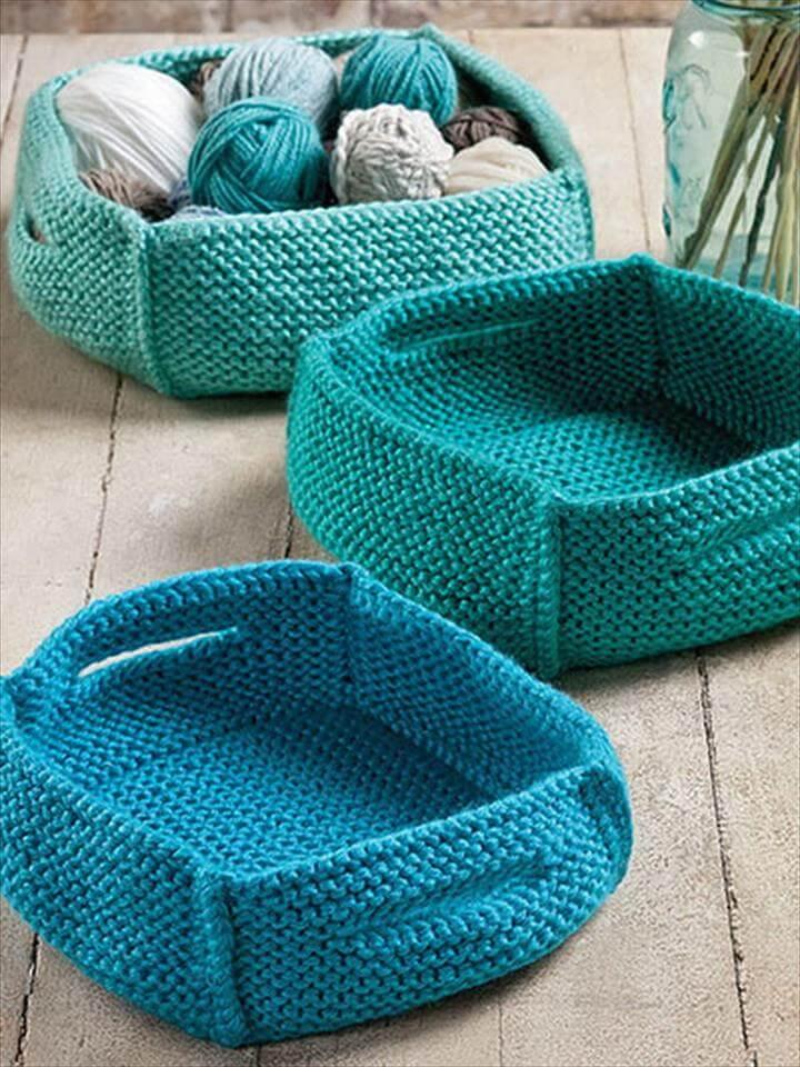 Wheatland Basket Knit Patterns