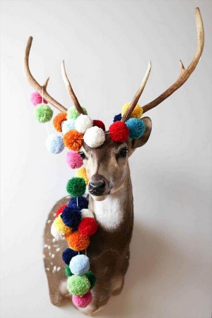 40 Diy Clever Ideas Made With Yarn