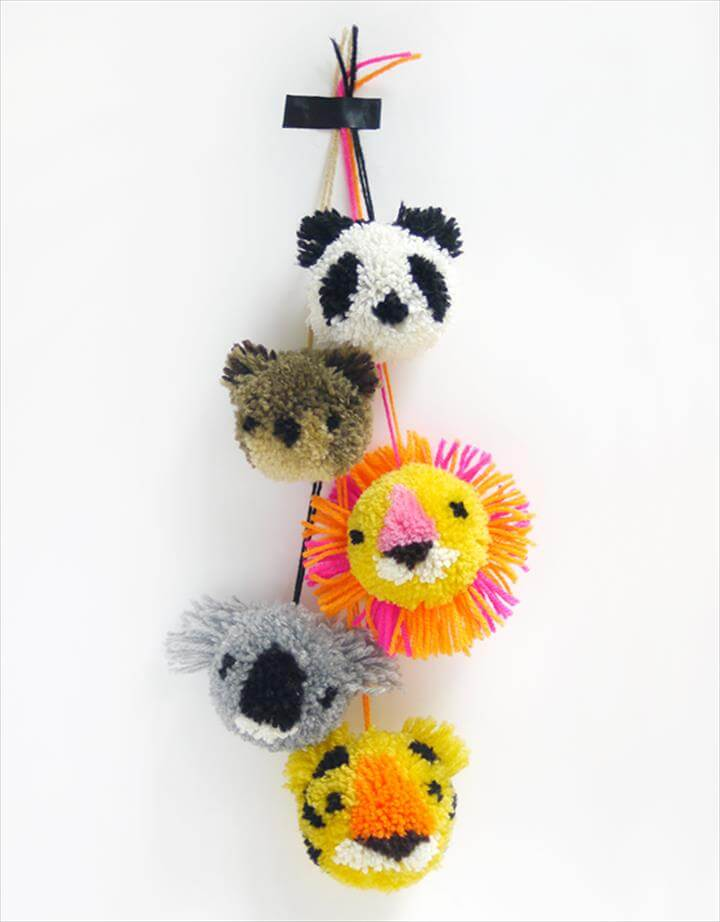 Pom Pom Animals – total cuteness!