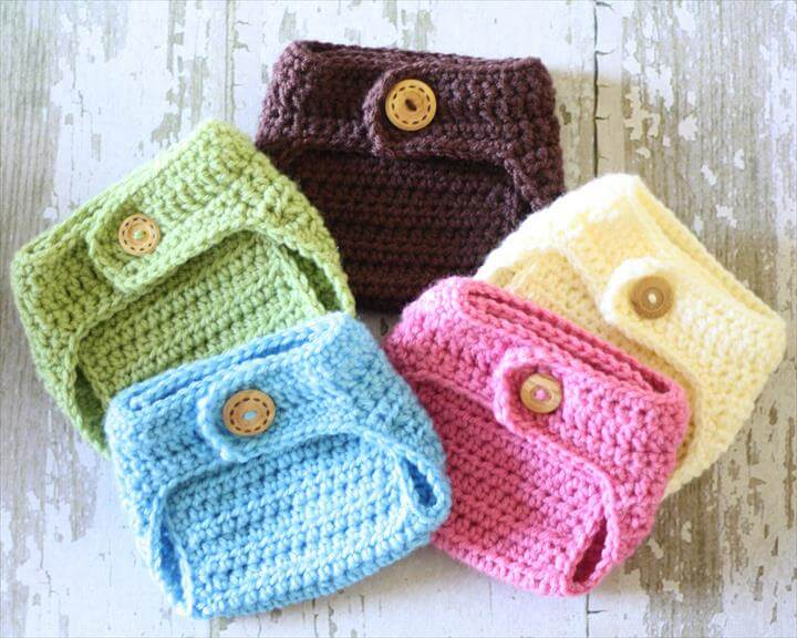 1e98bf542fd 65 Crochet Amazing Baby Diaper For Outfits