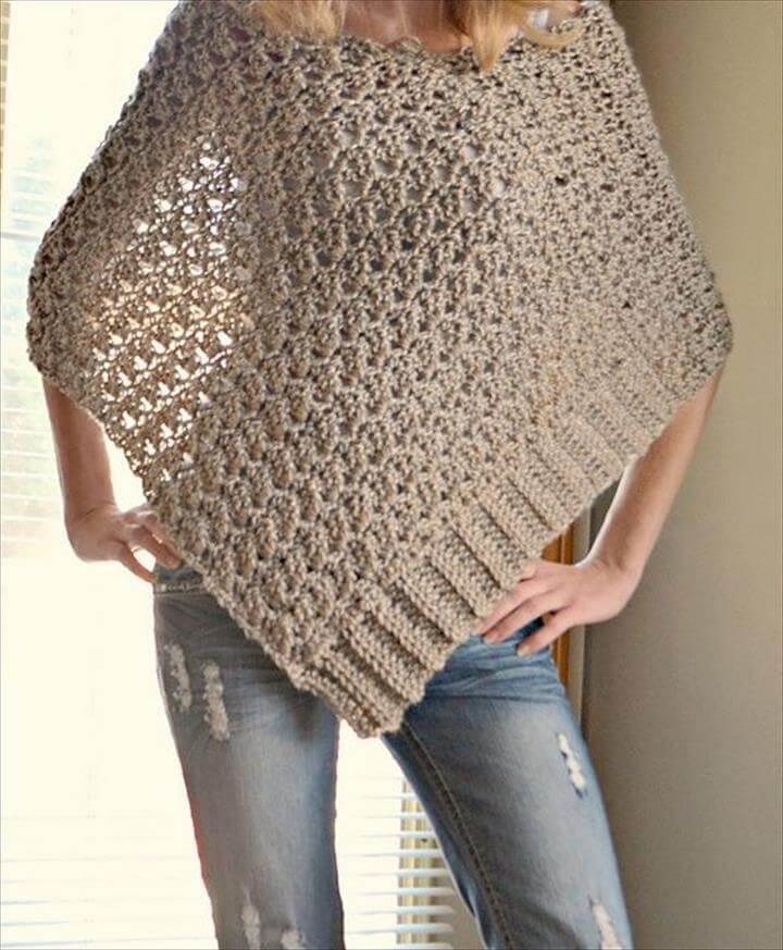 24 Lots Of Inspiration/ Crochet Poncho Design