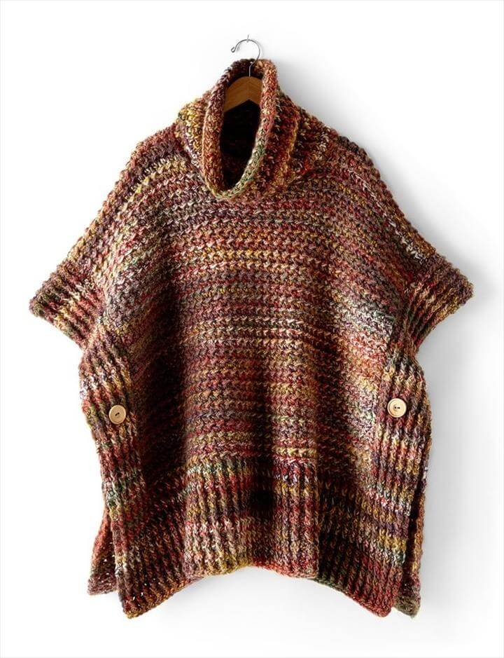 Shawl, Crocheting and Poncho Patterns