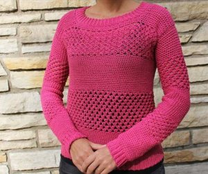 20 Awesome Crochet Sweaters For Women's
