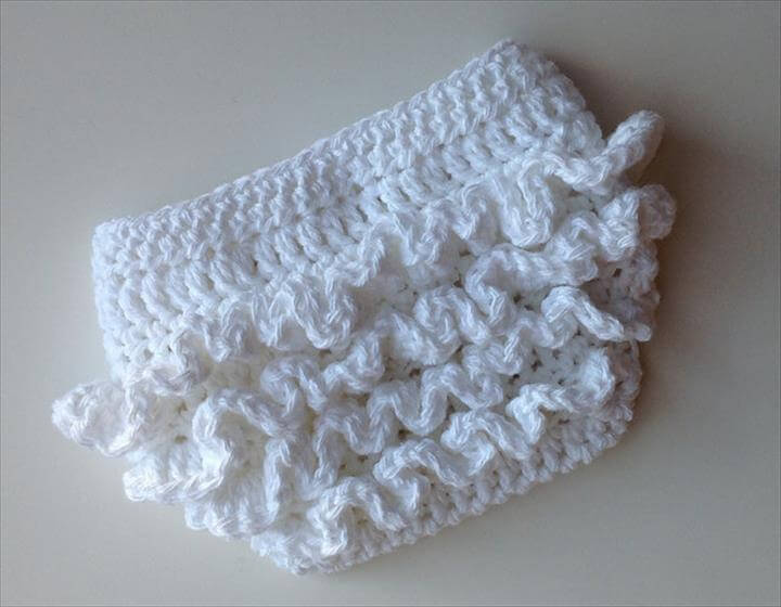 Ruffle Baby Diaper Cover Pattern