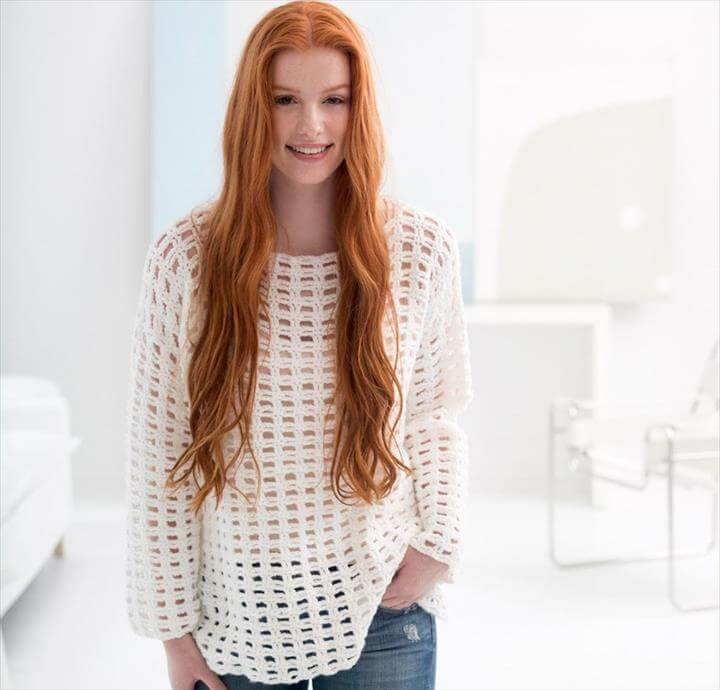 Crochet Sweater Kits