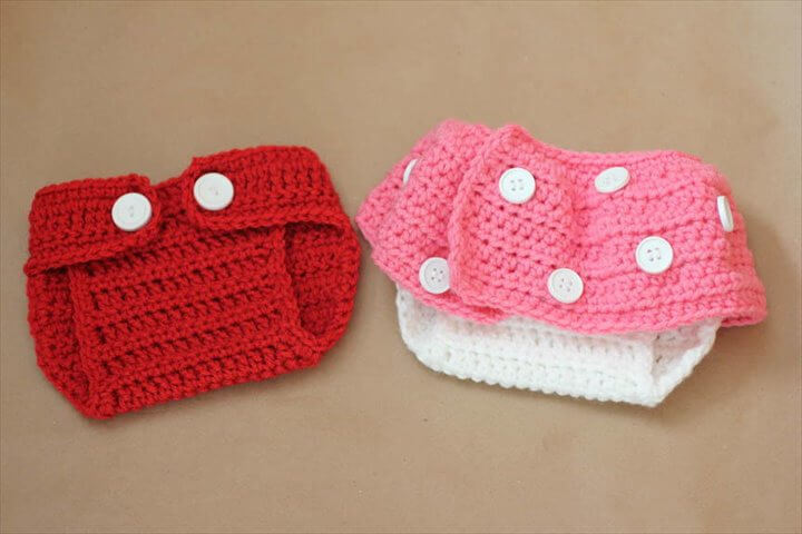 Free Crochet Diaper Cover Patterns and Baby Crochet Patterns