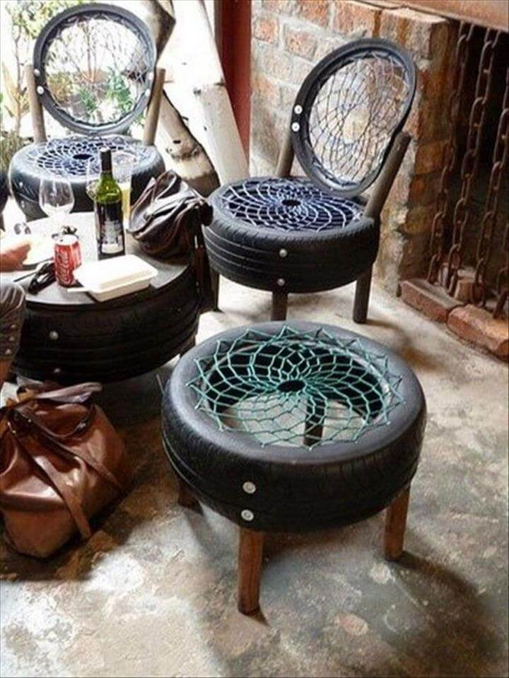 Cool Ideas How To Reuse Old Tires - Always in Trend | Always in Trend