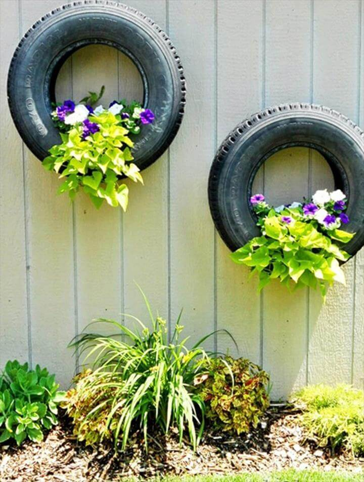 Unique and Inspirational Flower Pot Ideas