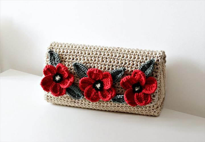 42 Fabulous Handmade Crochet Bag Purses Diy To Make