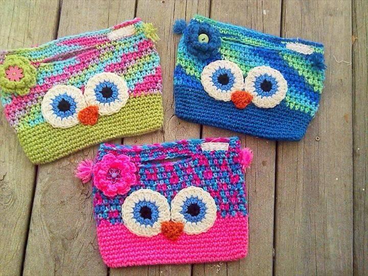 42 Fabulous Handmade Crochet Bag Purses Diy To Make