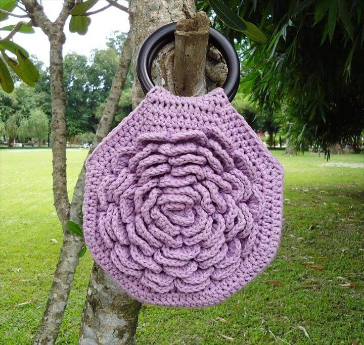Crochet Purses Patterns