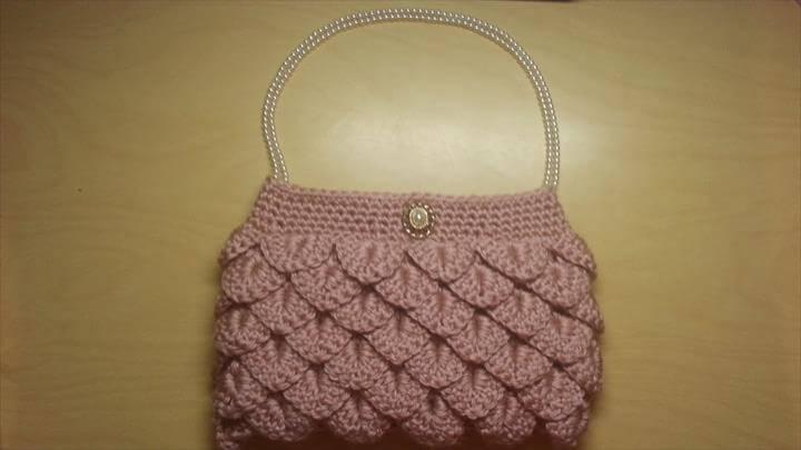 20 Crochet Purse Design For Girl S