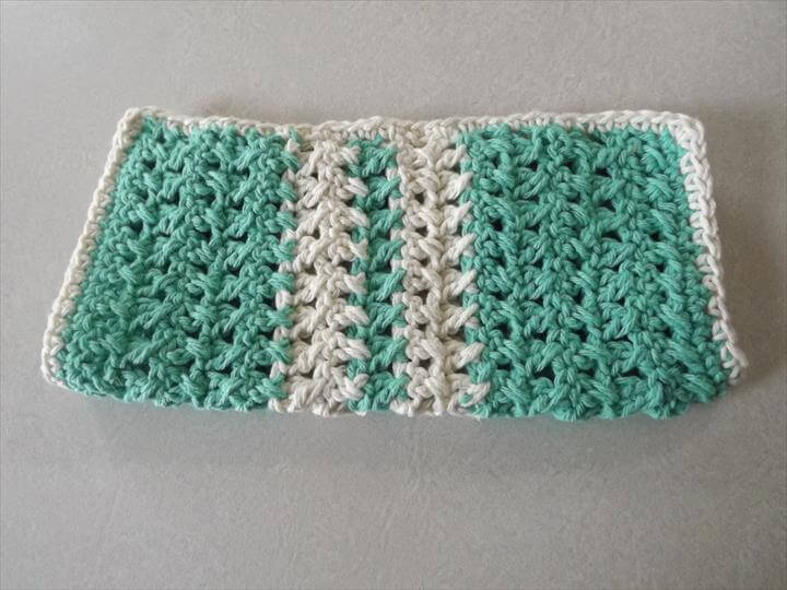X-Stitch Dishcloth