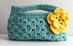Easy Crochet Purse
