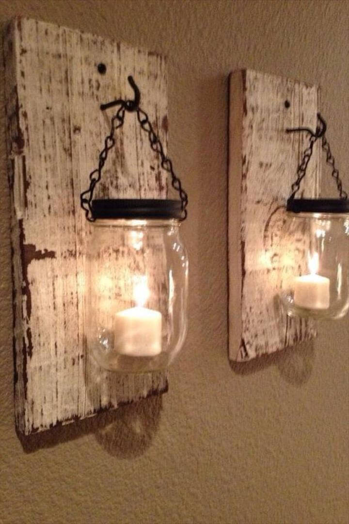 mason jar lights