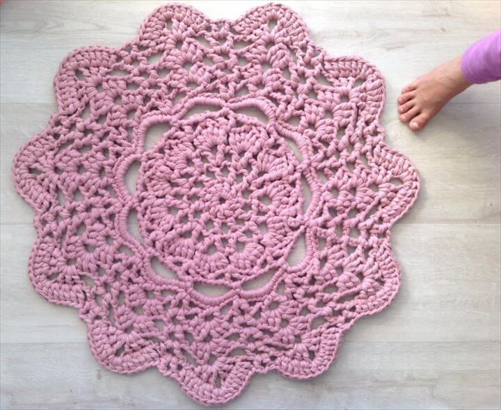 42 Quick Amp Easy Crochet Doily Pattern Diy To Make