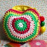 20 Crochet Purse Design For Girl's