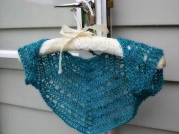 Crochet Shrug for Spring