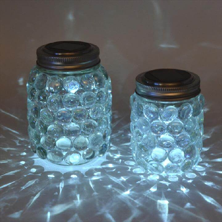 Mason Jar Crafts, Mason Jar Lights