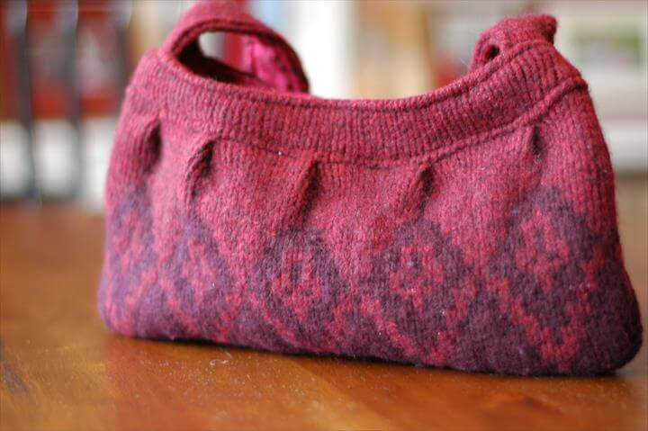 Needle Bag Felted Crochet Pattern, Free Crochet Patterns