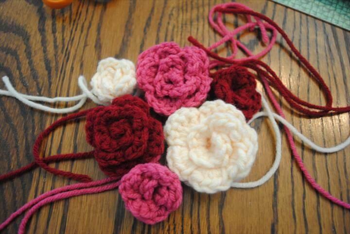 22 Super Easy Crochet Flower Pattern Diy To Make