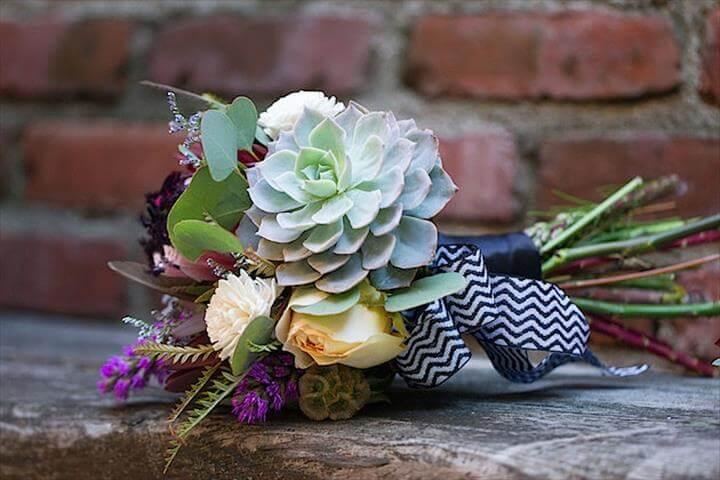 Paper Flowers Origami Bouquet Wedding Bridal Alternative Roses ... | 480x720