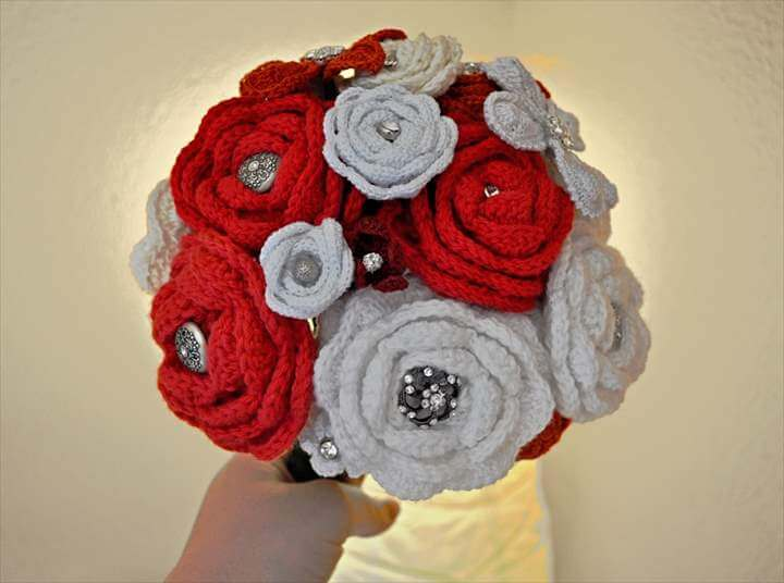 37 Flower Bouquet Crochet Pattern Free | DIY to Make