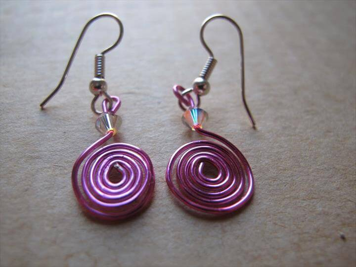 Handmade Wire Jewelry: Wire wrapped jewelry designs