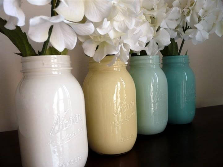 DIY Project: Mason Jar Decor Ideas