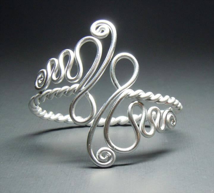 Inspiring Wire Jewelry Designs