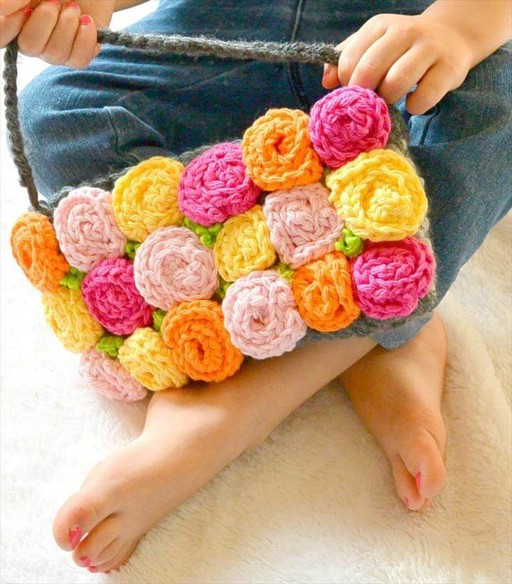List of free brooch crochet patterns. Choose from a crochet rose brooch, crochet patriotic brooch, crochet pearl brooch, crochet flower brooch, crochet beaded brooch Wonderful accent for a hat, sweater, bag, scarf, gloves or whatever you can think of! This beautiful Rose brooch work up quickly and make great gifts too. Can be made Posted By Crochet Flower Patterns on February 25, 2012 I am very happy, that you are so interested in white flower brooch that illustrates my first blog post.