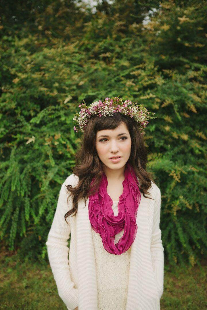 GRO Floral and Event Design | DIY Flower Crowns: Awaken Your Inner Flower Child