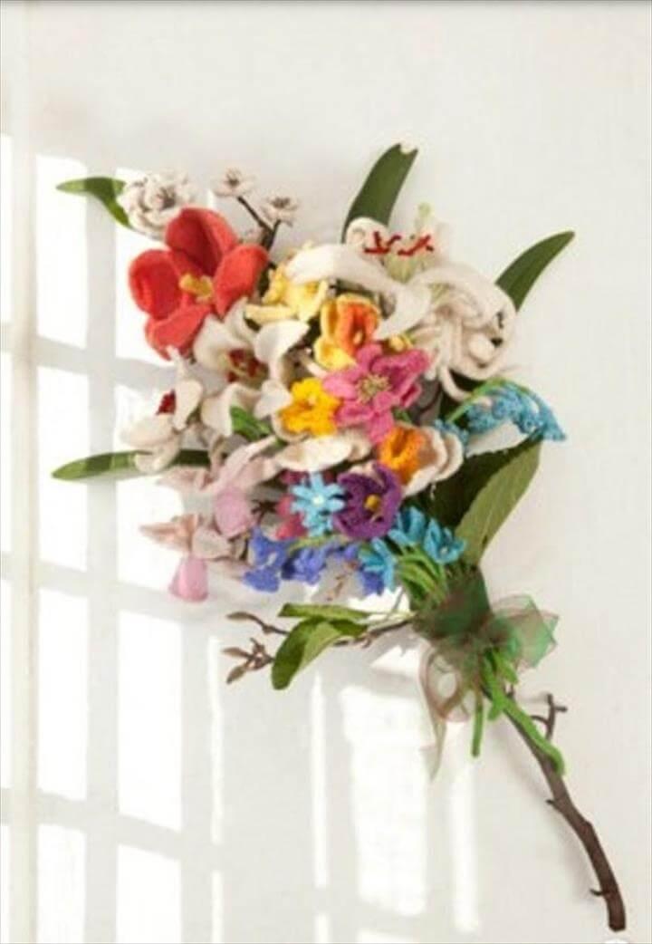 flower bouquet- screenshot