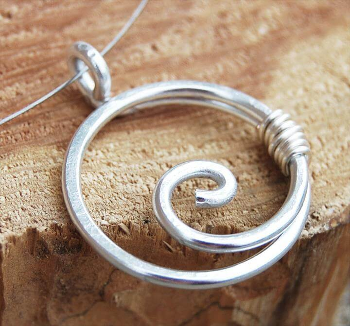Wire Wrapped Stones Diy