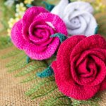 22 Easy Crochet Flowers For Beginners